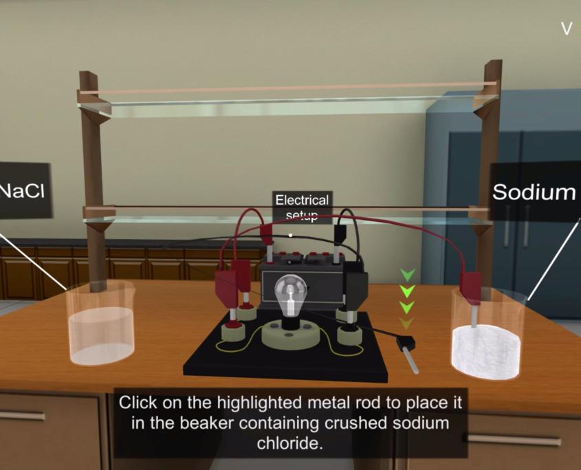 Screenshot Chemistry 2